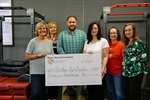 Grant Awarded to Chatham High Booster Club