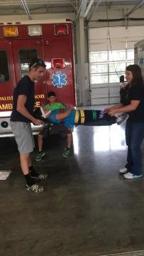 Mount Hermon Vol. Fire Department Receives Grant for Equipment